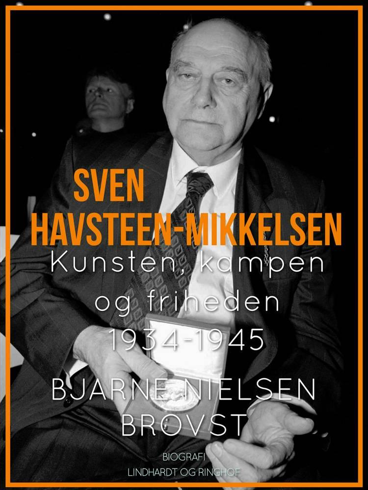 Sven Havsteen-Mikkelsen af Bjarne Nielsen Brovst
