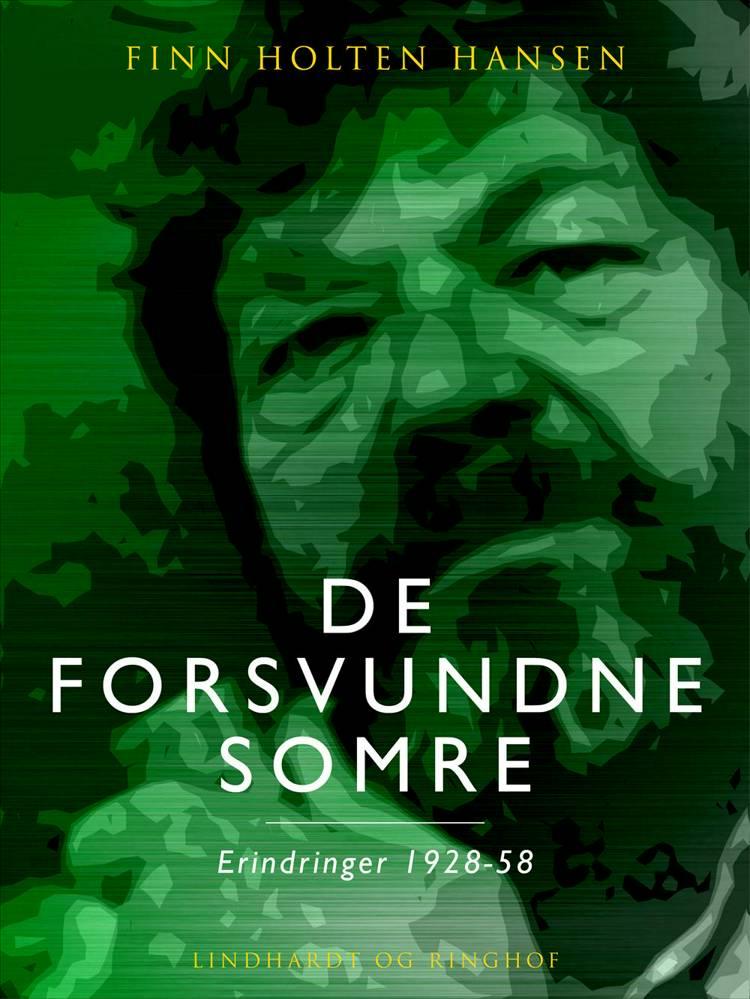 De forsvundne somre af Finn Holten Hansen