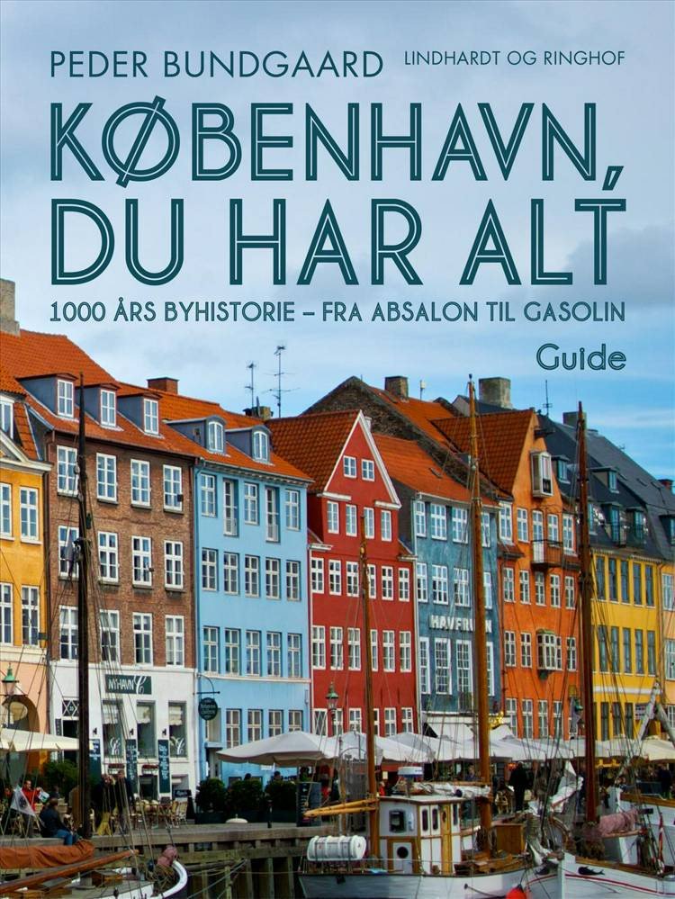København, du har alt af Peder Bundgaard