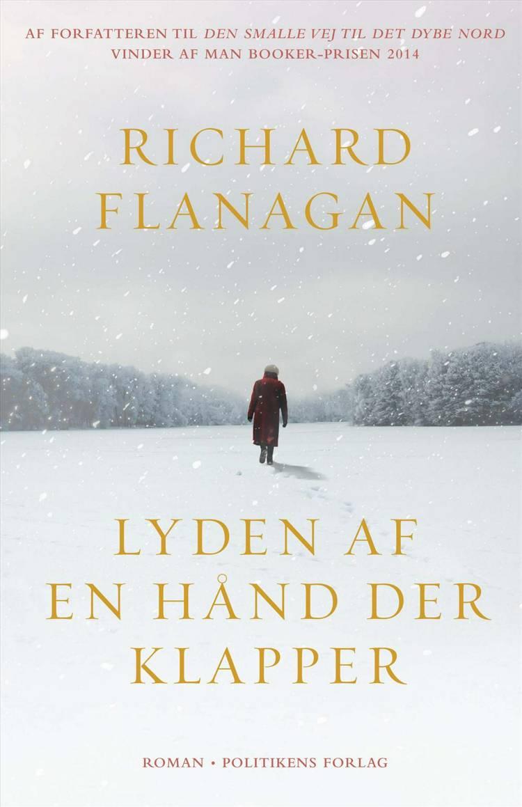 Lyden af en hånd der klapper af Richard Flanagan