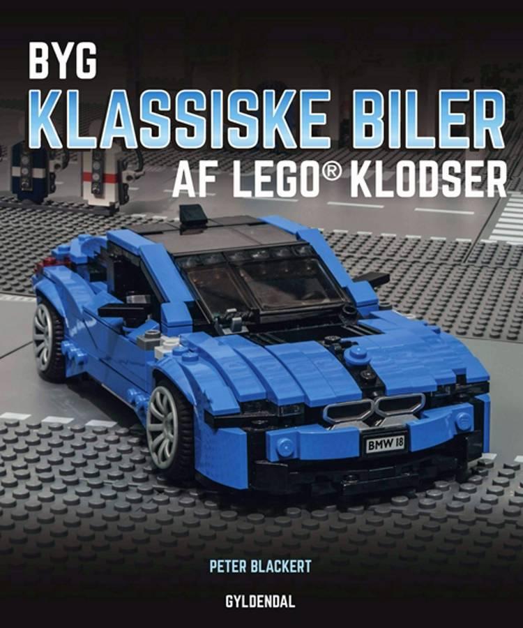 Byg klassiske biler af LEGO® klodser af Peter Blackert