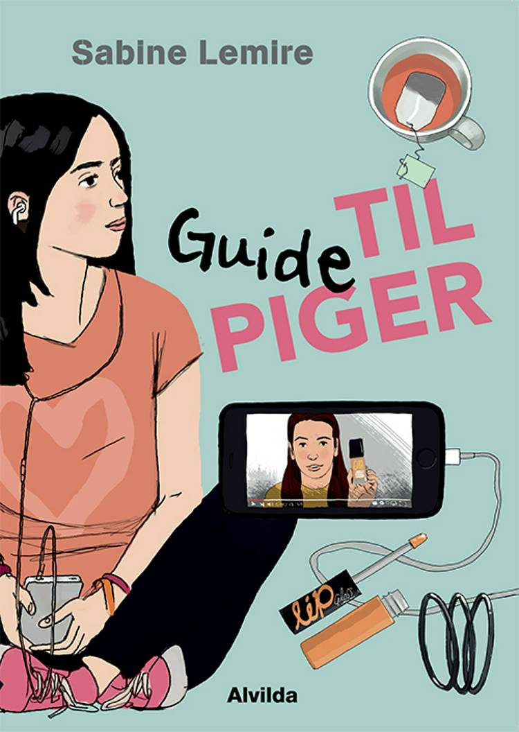 Guide til piger af Sabine Lemire