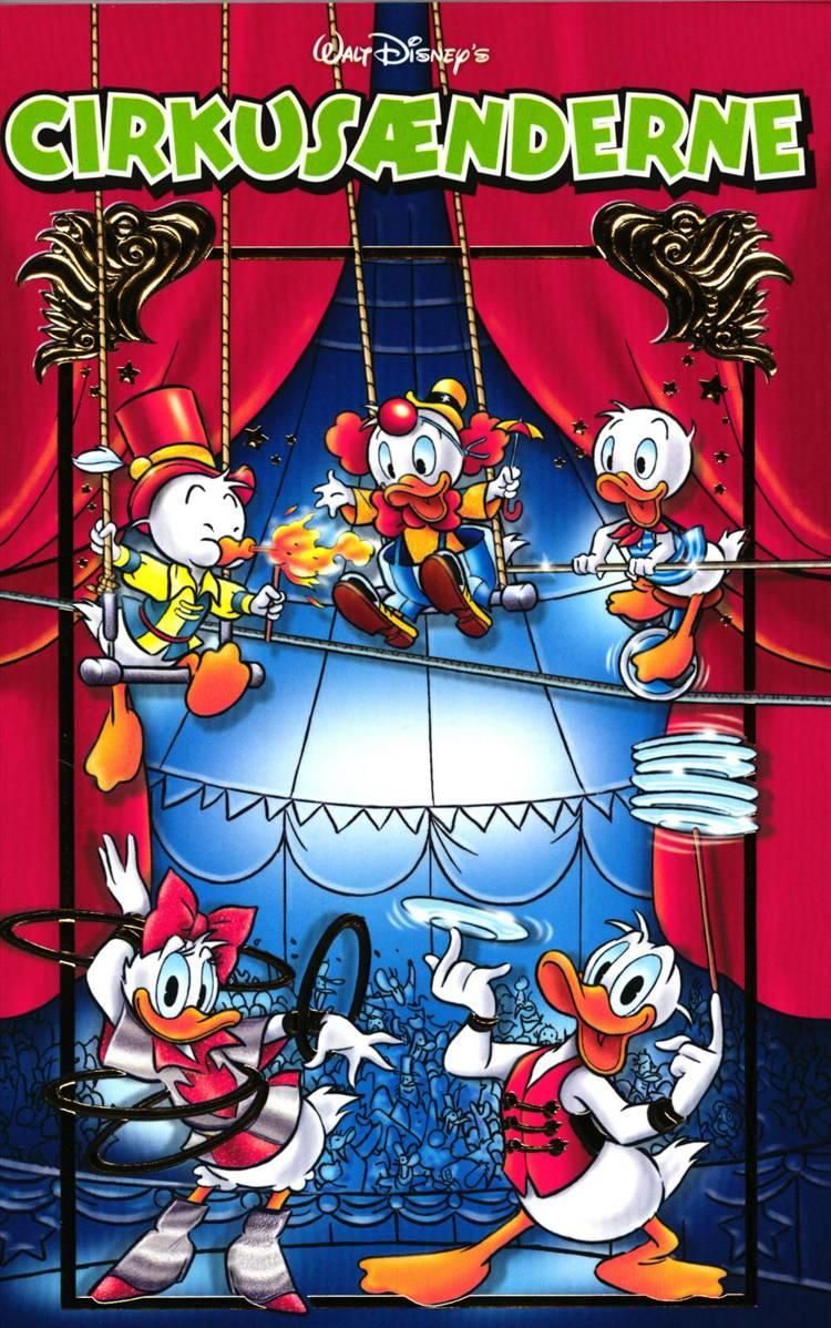 Cirkusænderne af Disney
