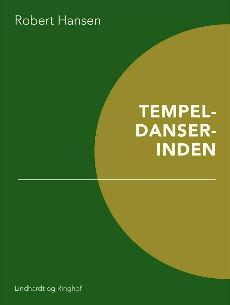 Tempeldanserinden af Robert Hansen