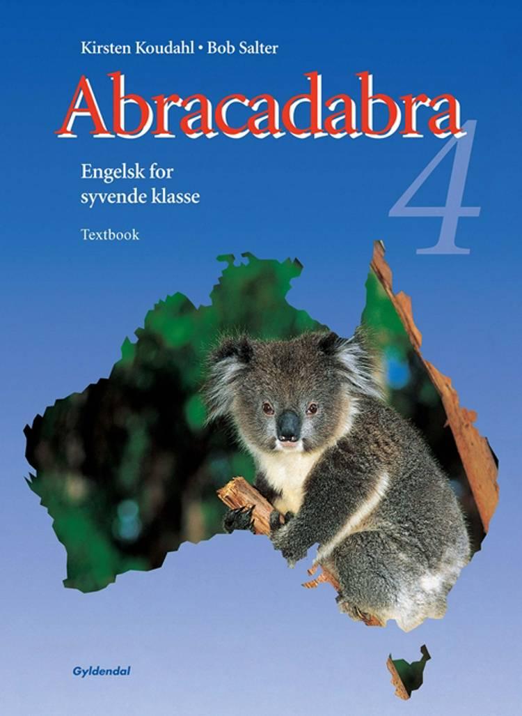 Abracadabra 4 af Kirsten Koudahl og Bob Salter