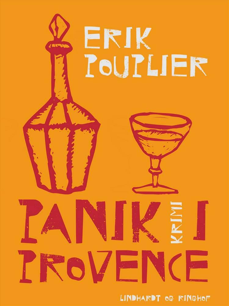 Panik i Provence af Erik Pouplier