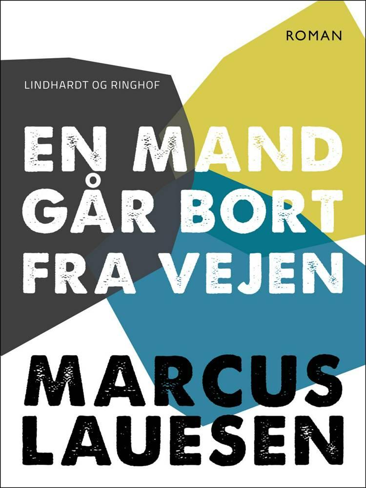 En mand går bort fra vejen af Marcus Lauesen