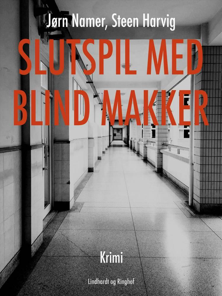 Slutspil med blind makker af Steen Harvig og Jørn Namer