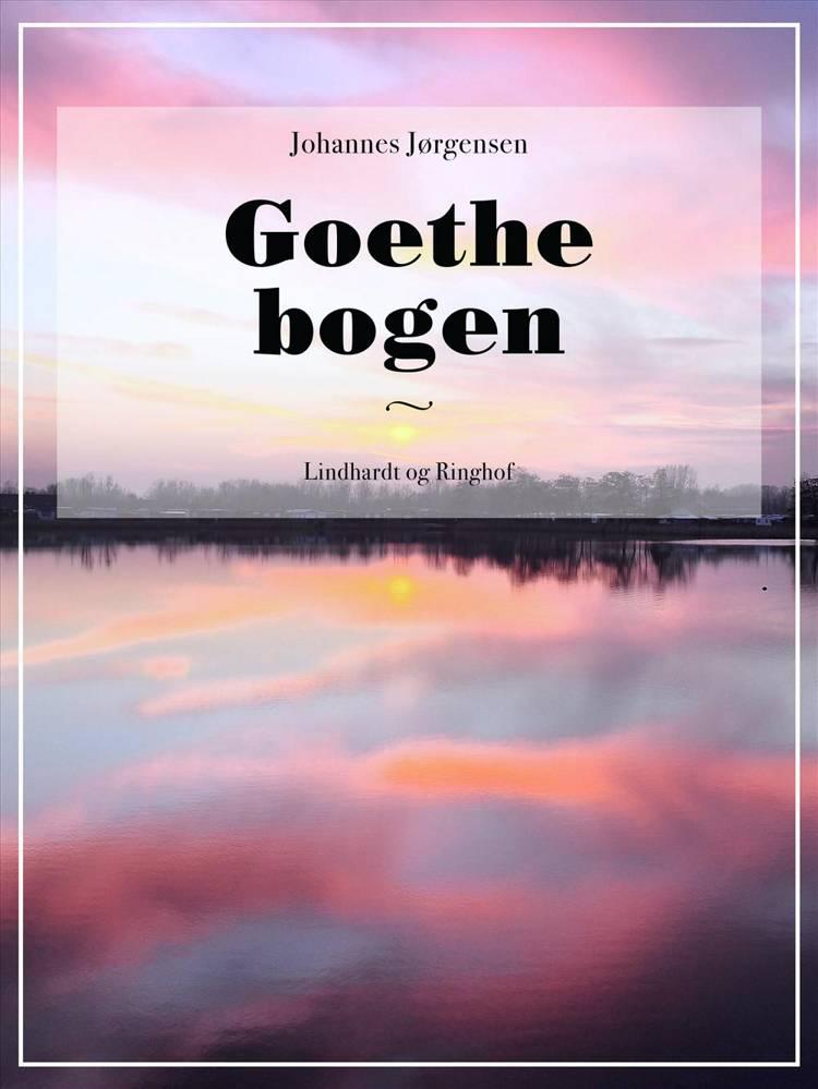 Goethe bogen af Johannes Jørgensen