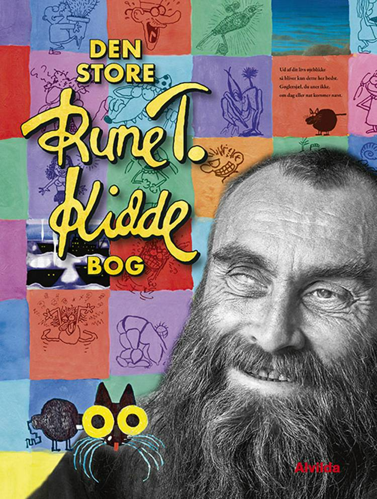 Den store Rune T. Kidde-bog af Rune T. Kidde