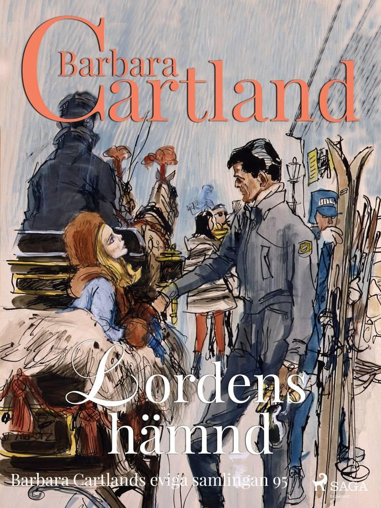 Lordens hämnd af Barbara Cartland