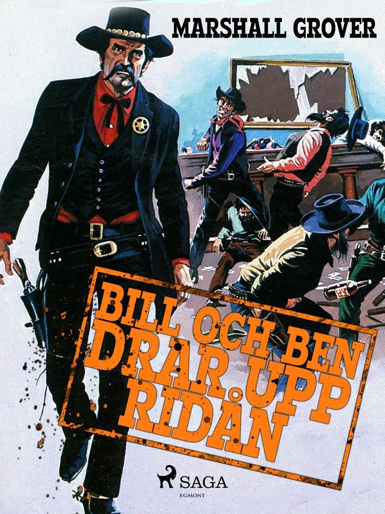 Bill och Ben drar upp ridån af Marshall Grover