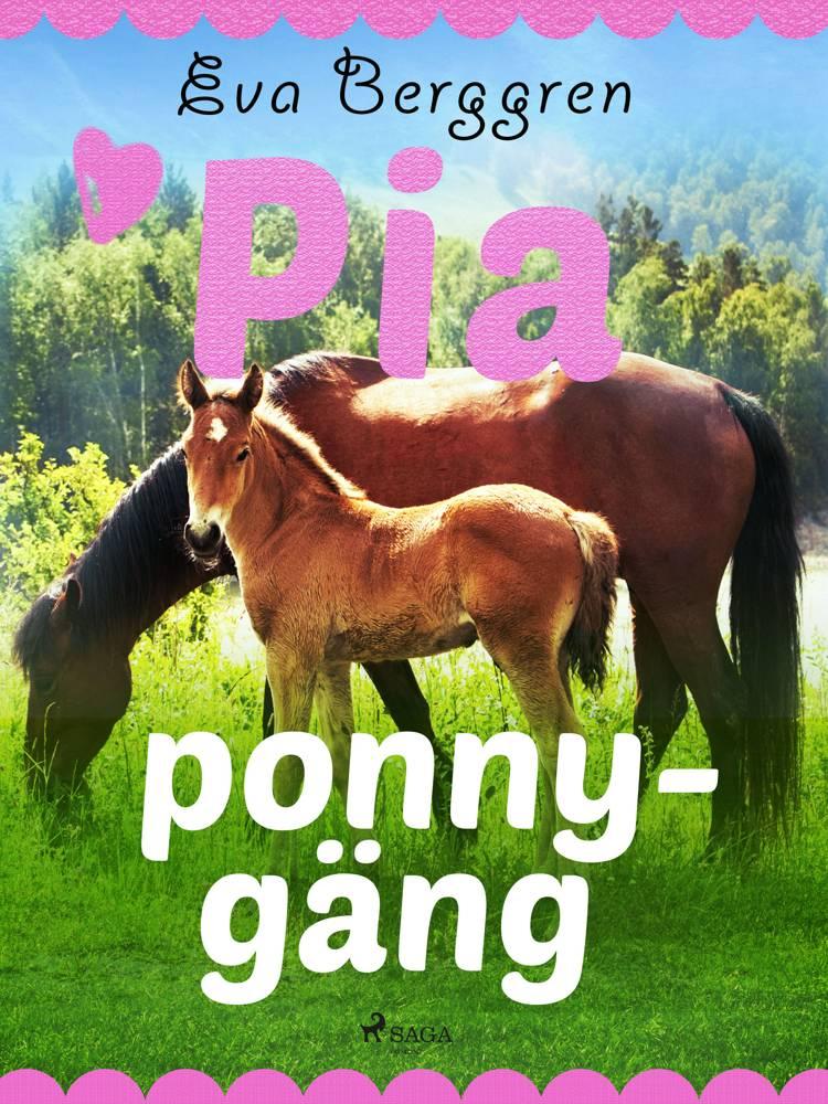 Pias ponnygäng af Eva Berggren