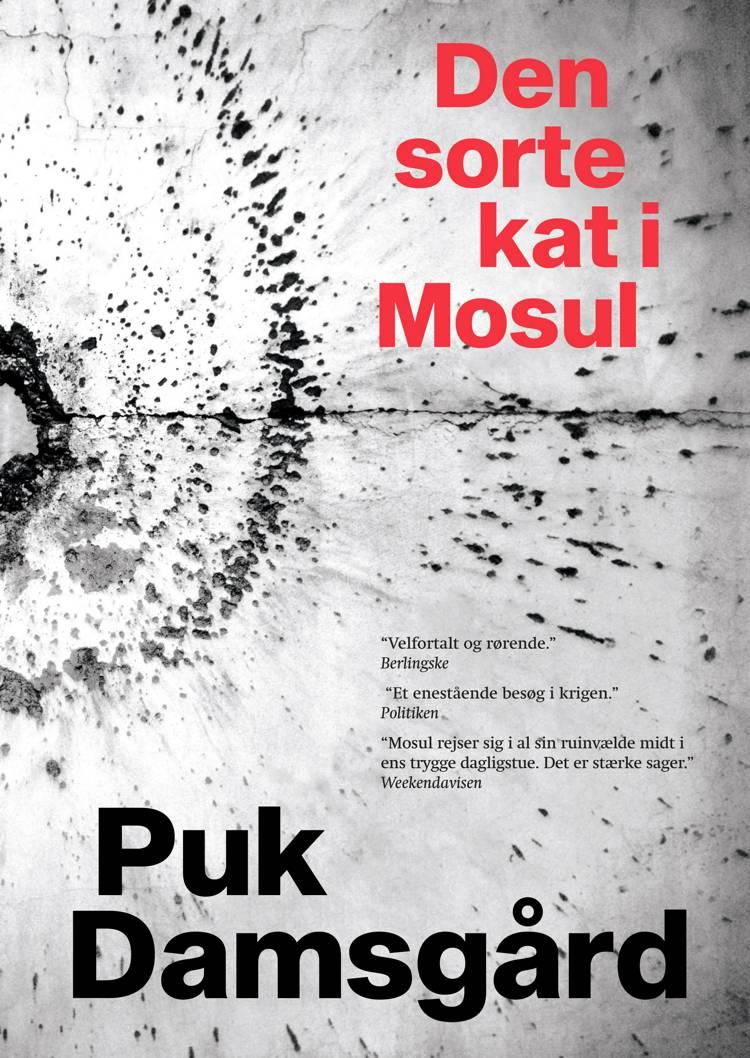 Den sorte kat i Mosul af Puk Damsgård Andersen