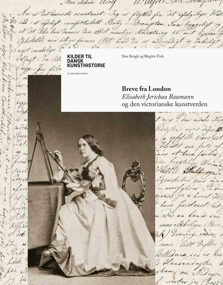 Breve fra London af Sine Krogh og Birgitte Fink
