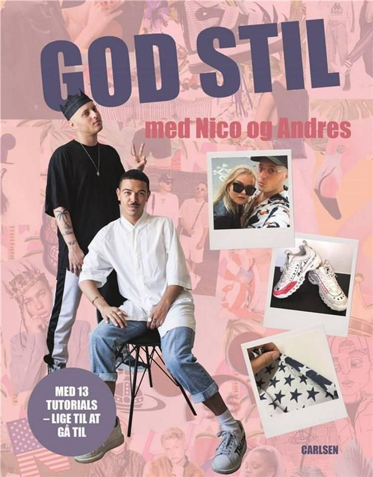 God stil med Nico og Andres, Andres Artiles Jerrik, Nico Glad Golden, genbrugstøj, modebog, DIY, DIY til børn