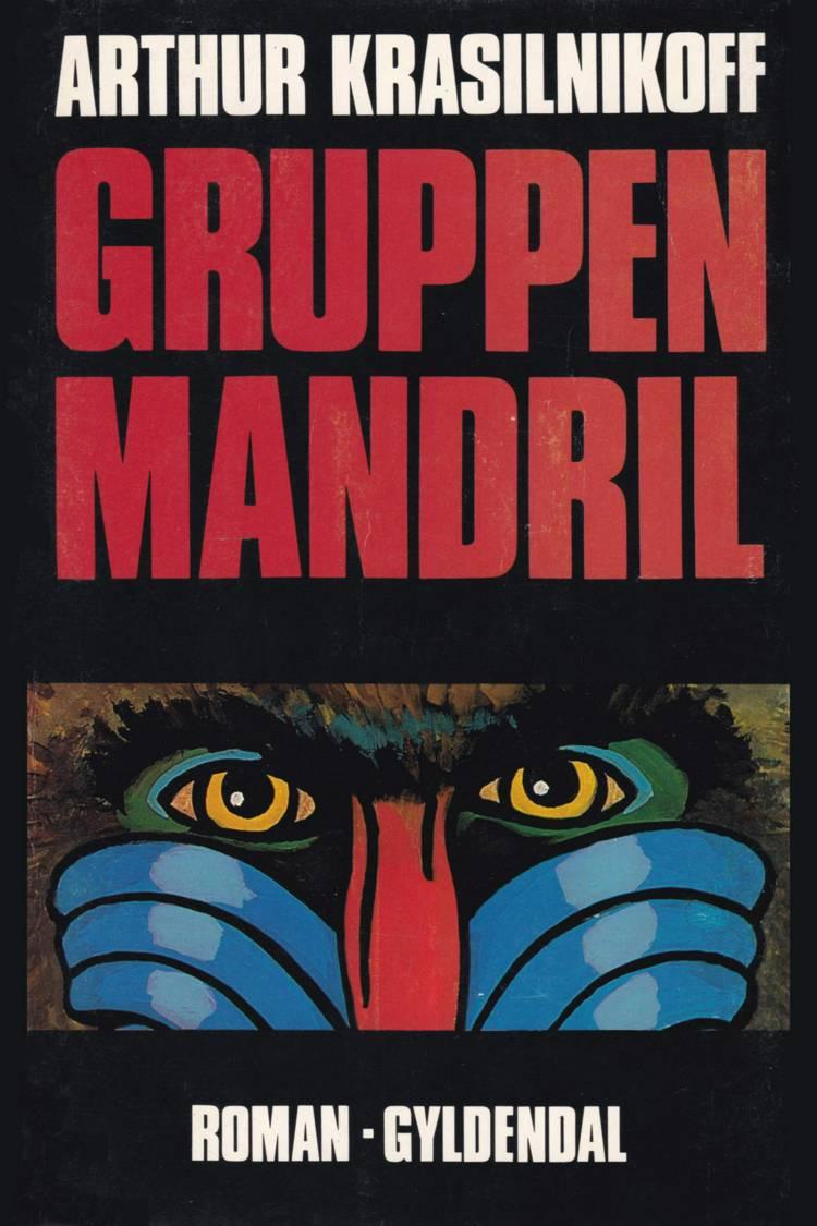 Gruppen Mandril af Arthur Krasilnikoff