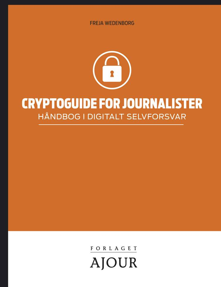 Cryptoguide for journalister af Freja Wedenborg