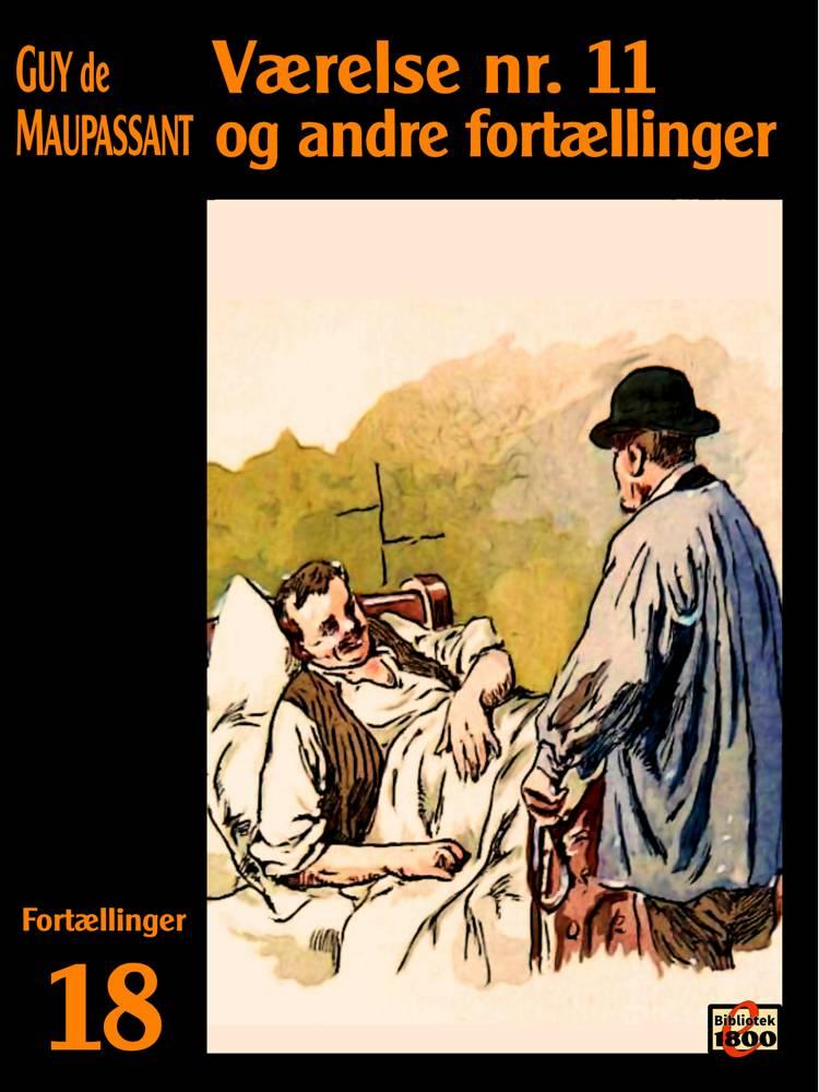 Værelse nr. 11 og andre fortællinger af Guy de Maupassant