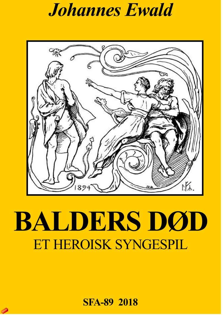 Balders død af Johannes Ewald