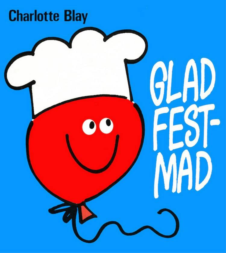 Glad festmad af Charlotte Blay