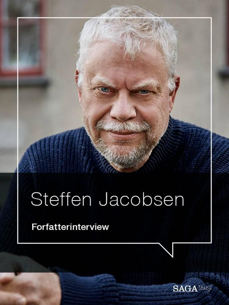 Våbnet der ændrede verden - Forfatterinterview med Steffen Jacobsen af Steffen Jacobsen