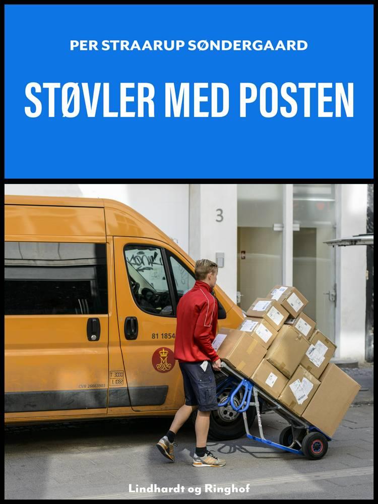 Støvler med posten af Per Straarup Søndergaard