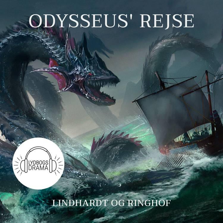 Odysseus Rejse - Lydbogsdrama af Lars Knudsen