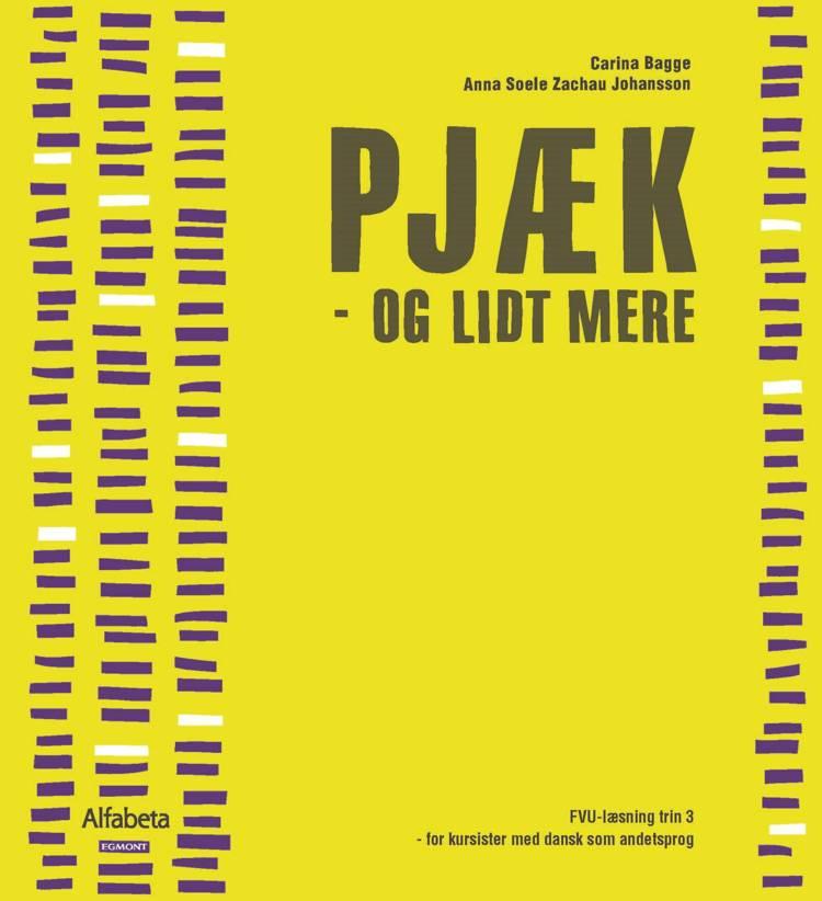Pjæk - og lidt mere af Anna Soele Zachau Johansson og Carina Bagge Vestergaard