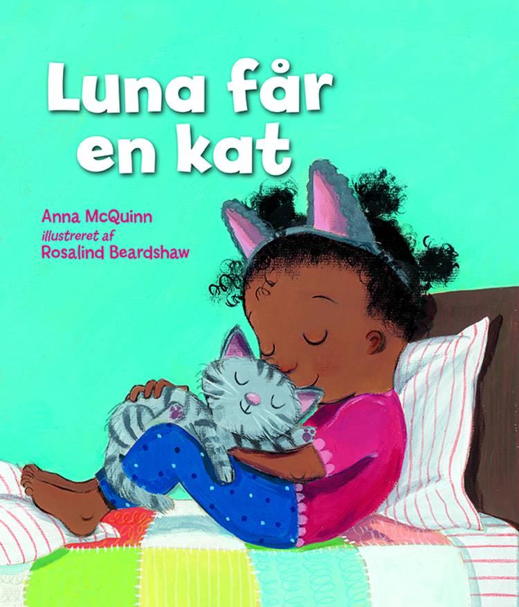 Luna får en kat af Anna McQuinn