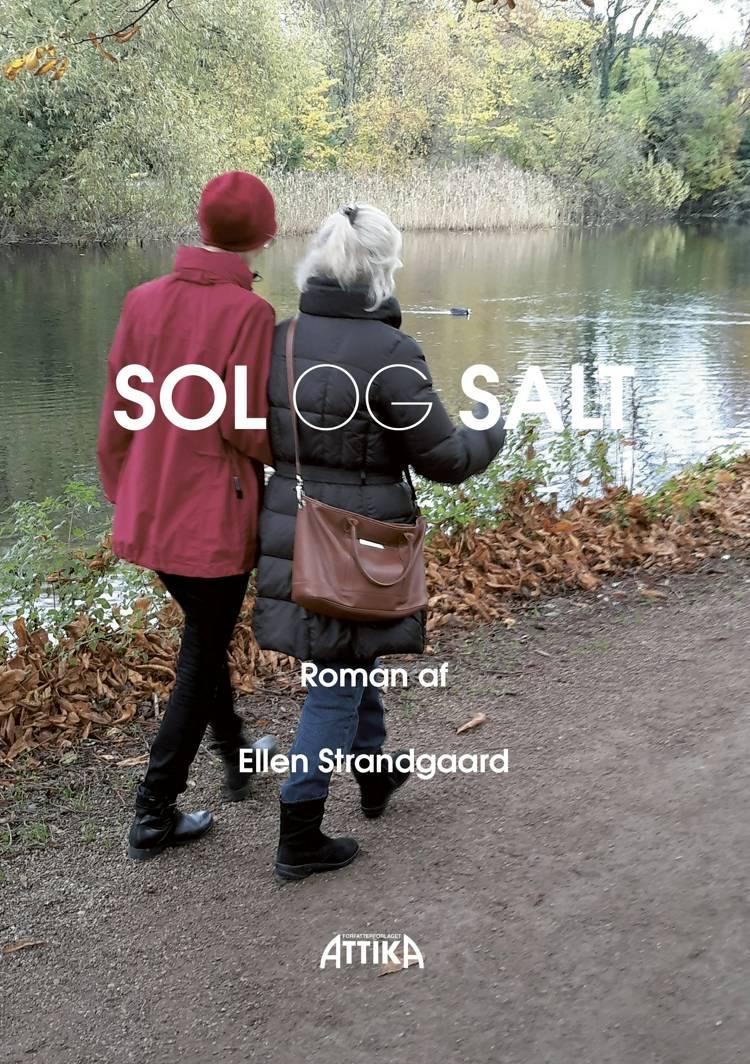 Sol og salt af Ellen Strandgaard