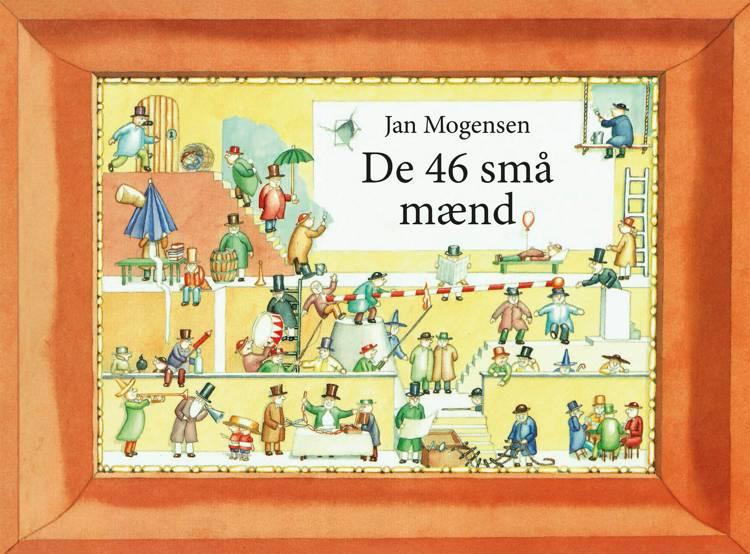 De 46 små mænd af Jan Mogensen