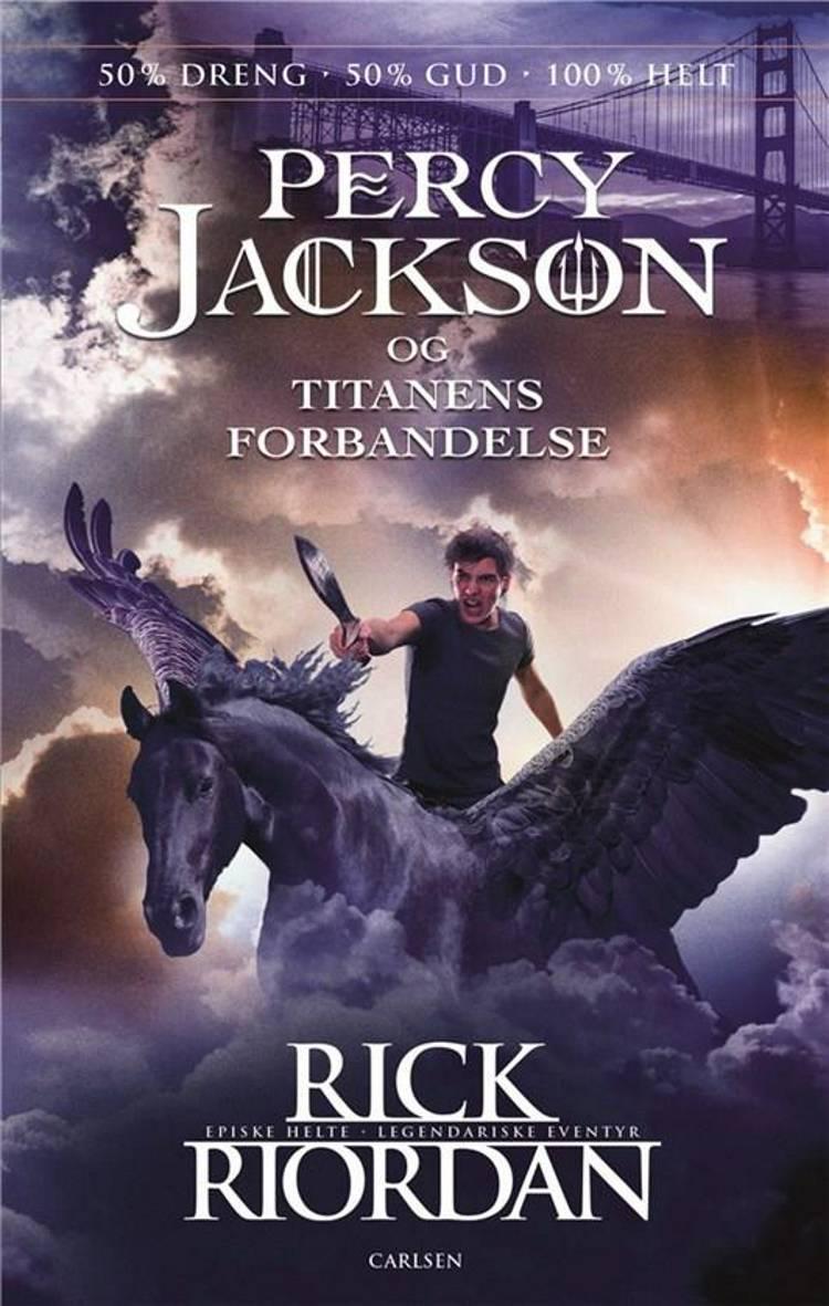 Titanens forbandelse af Rick Riordan