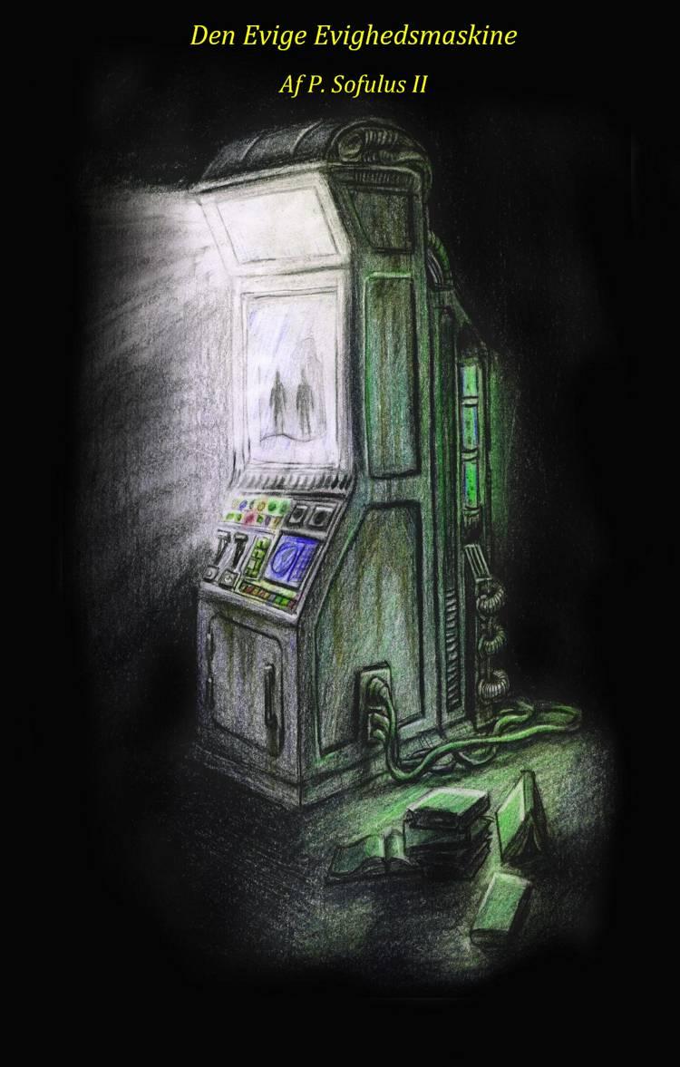 Den Evige Evighedsmaskine af Awara Zadeh