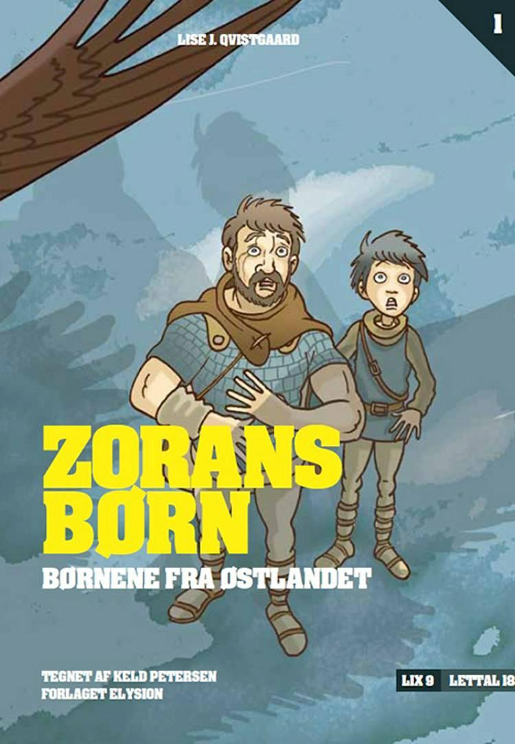 Zorans børn af Lise J. Qvistgaard