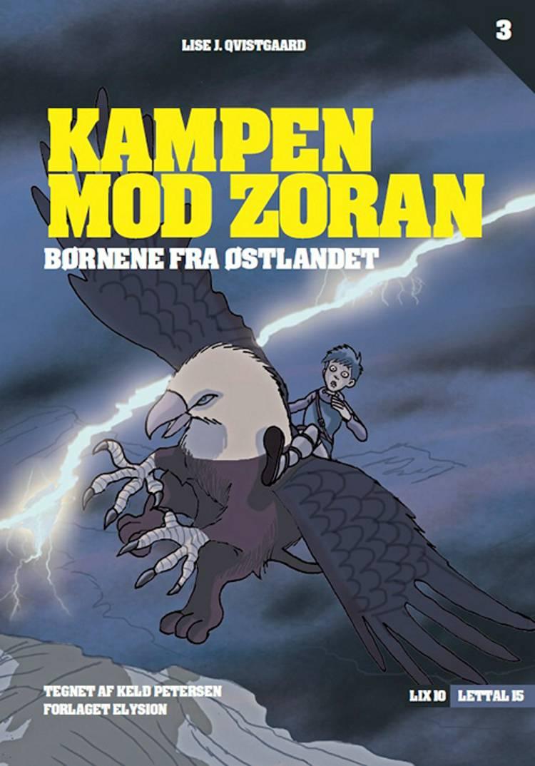 Kampen mod Zoran af Lise J. Qvistgaard