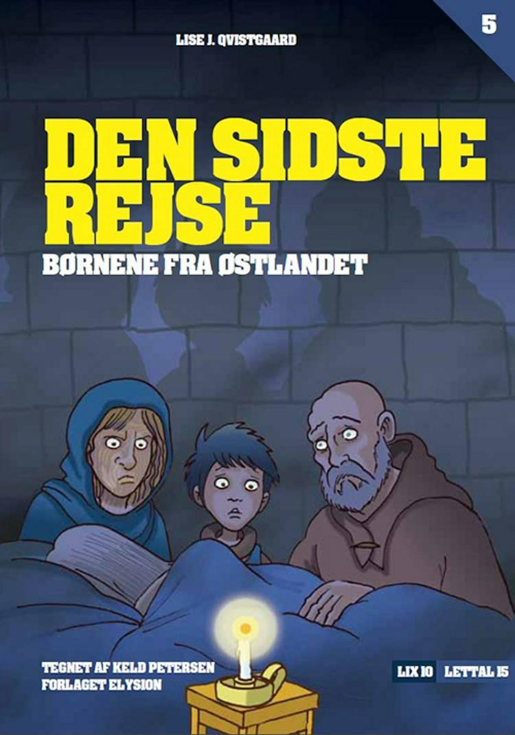 Den sidste rejse af Lise J. Qvistgaard