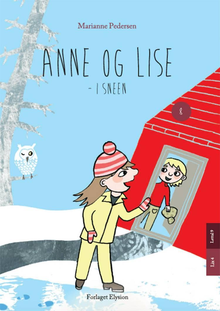 Anne og Lise - i sneen af Marianne Pedersen