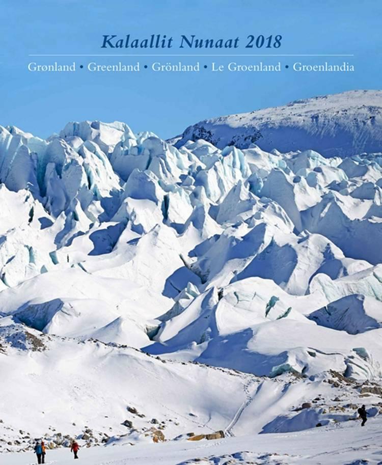 Grønlandskalenderen 2018 af Rolf Müller