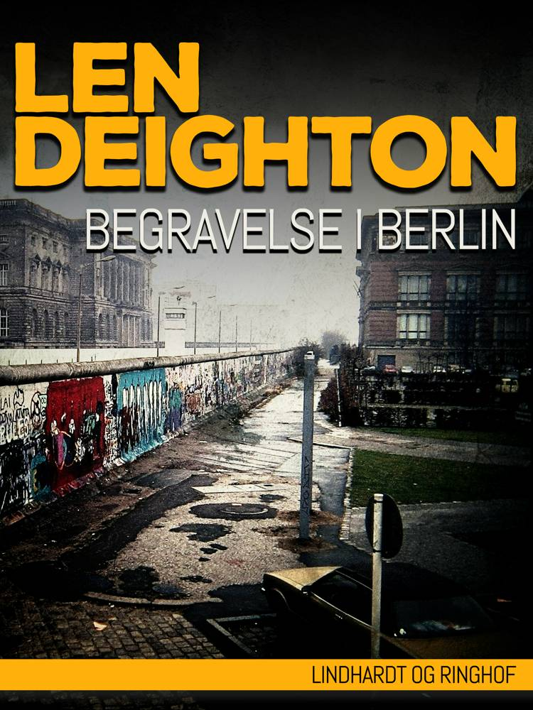 Begravelse i Berlin af Len Deighton