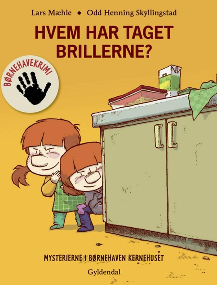 Børnehavekrimi: Hvem har taget brillerne? af Lars Mæhle