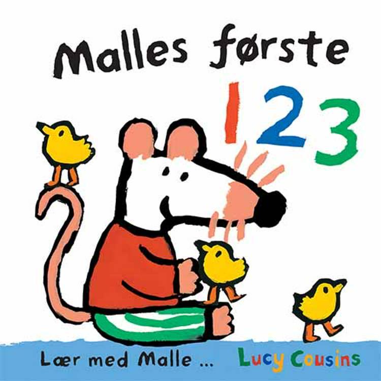 Malles første 123 af Lucy Cousins