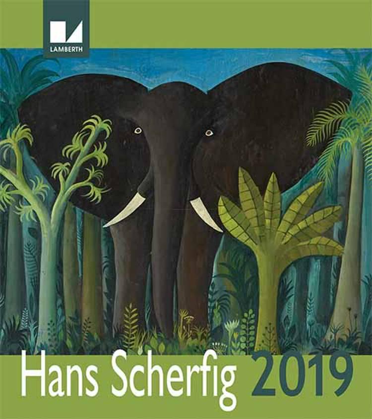 Hans Scherfig Kalender 2019