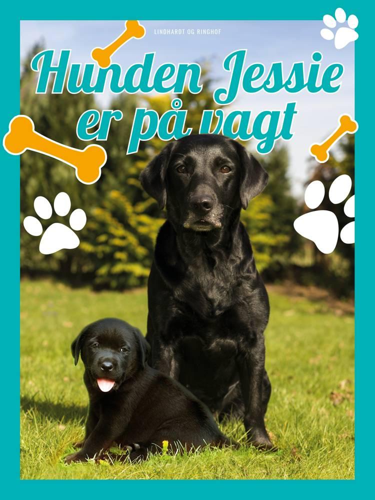 Hunden Jessie på vagt af Christine Pullein Thompson