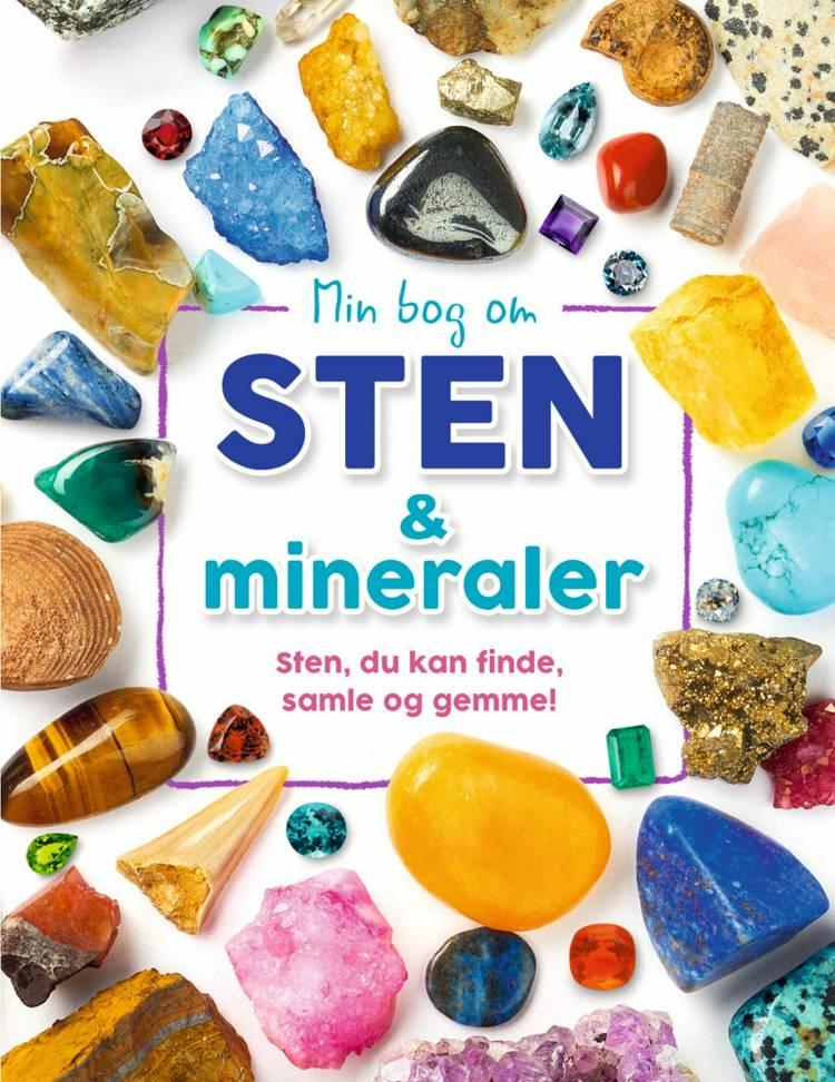 Min bog om sten og mineraler af Dr. Devin Dennie