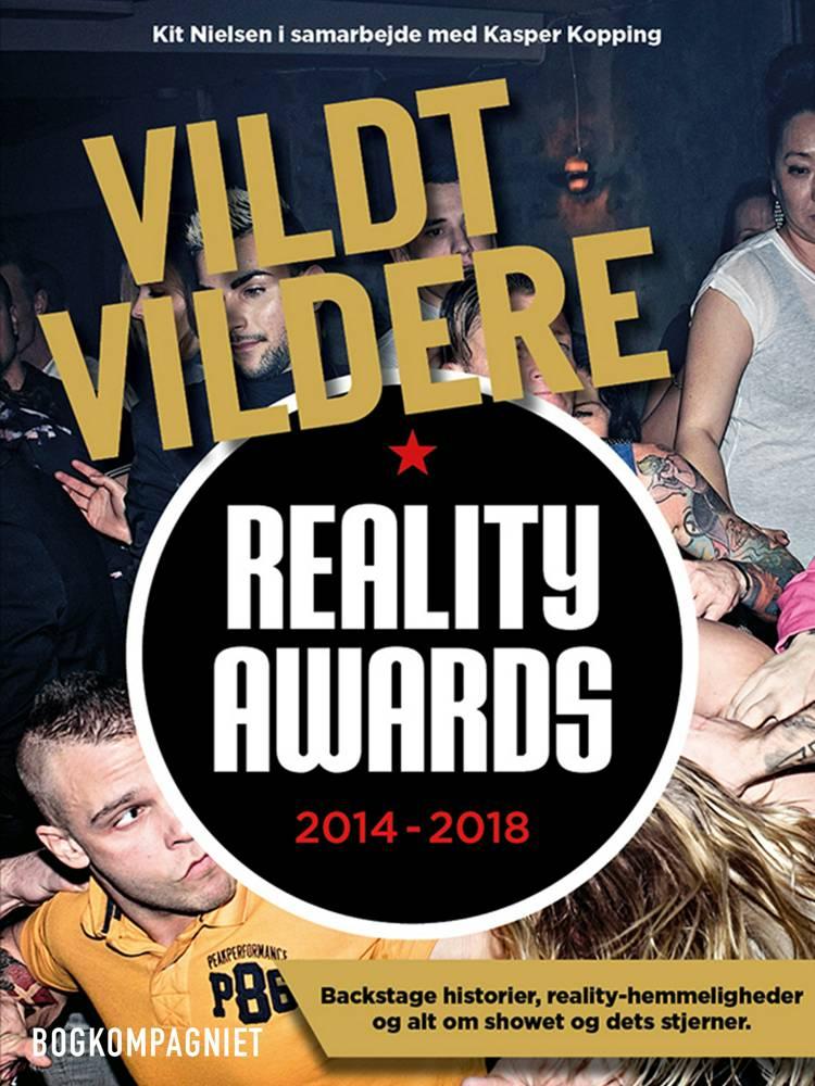 Vildt, vildere, REALITY AWARDS af Kasper Kopping og Kit Nielsen
