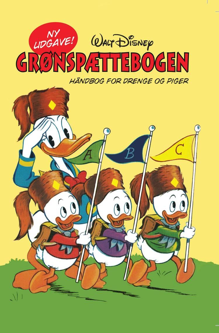 Grønspættebogen af Walt Disney