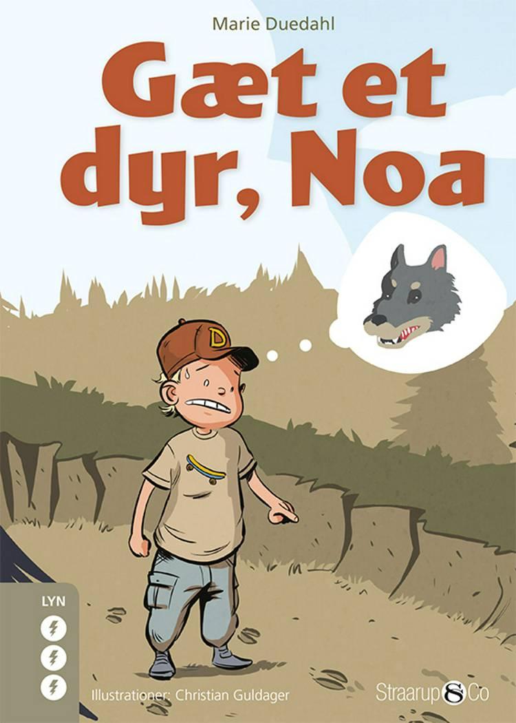 Gæt et dyr, Noa af Marie Duedahl