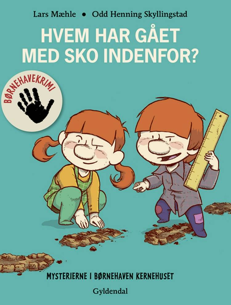 Børnehavekrimi: Hvem har gået med sko indenfor? af Lars Mæhle