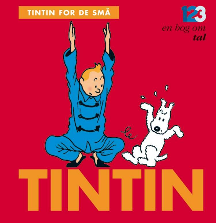 Tintin for de små: En bog om tal af Hergé